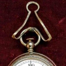 Antigüedades: PODÓMETRO ANTIGUO DE LA MARCA HENRI CHATELAIN. FIN DEL SIGLO XIX O PP DEL XX.. Lote 168726912