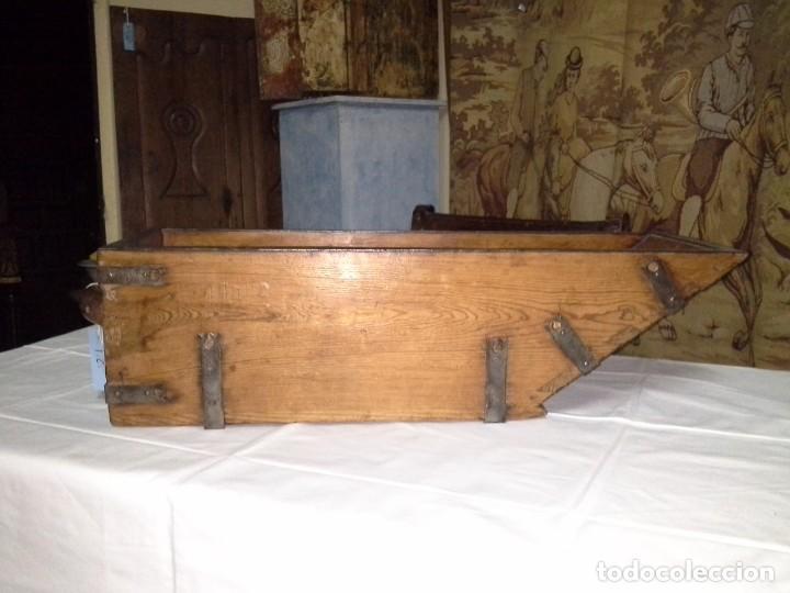 Antigüedades: MEDIDA DE GRANO - Foto 2 - 168728692