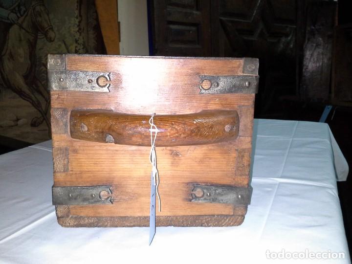 Antigüedades: MEDIDA DE GRANO - Foto 3 - 168728692