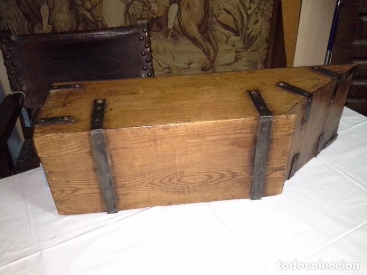 Antigüedades: MEDIDA DE GRANO - Foto 7 - 168728692