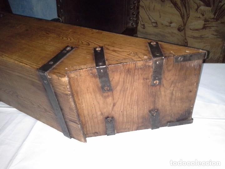 Antigüedades: MEDIDA DE GRANO - Foto 8 - 168728692