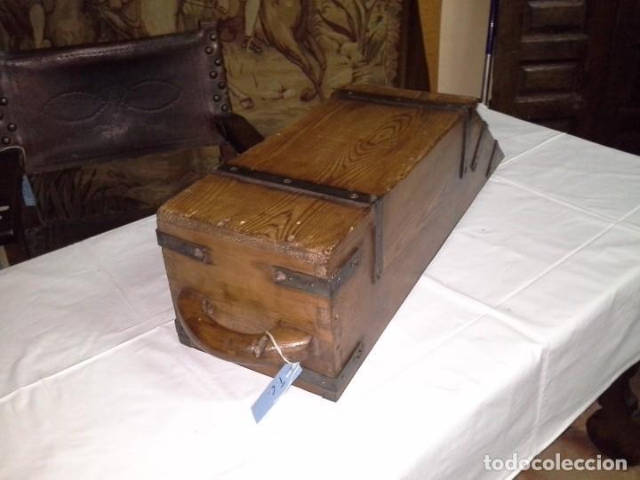 Antigüedades: MEDIDA DE GRANO - Foto 9 - 168728692