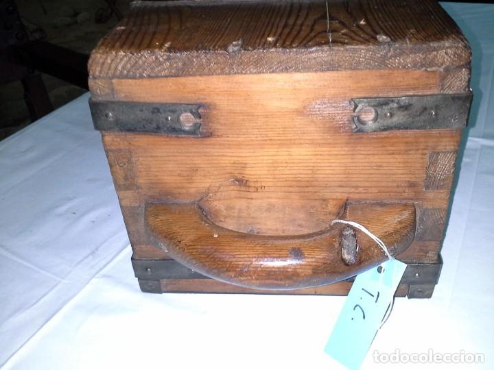 Antigüedades: MEDIDA DE GRANO - Foto 10 - 168728692