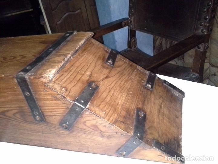Antigüedades: MEDIDA DE GRANO - Foto 11 - 168728692
