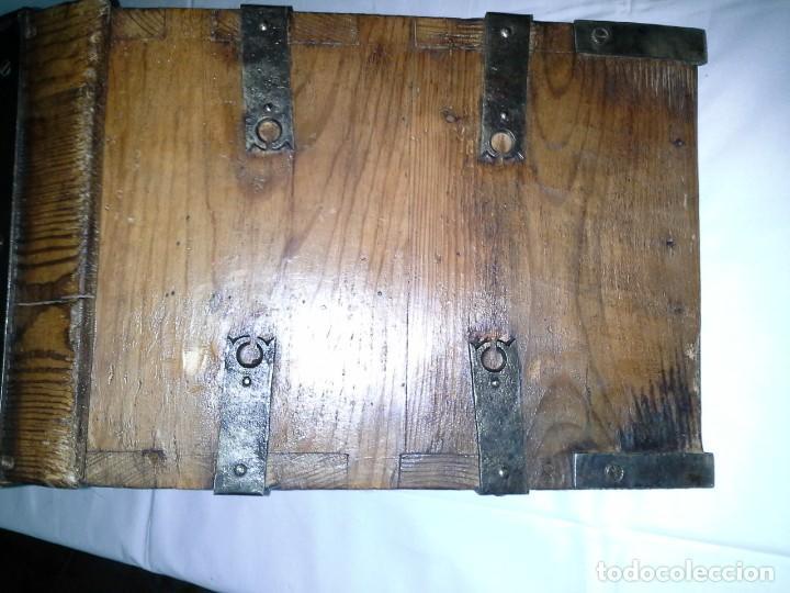 Antigüedades: MEDIDA DE GRANO - Foto 12 - 168728692