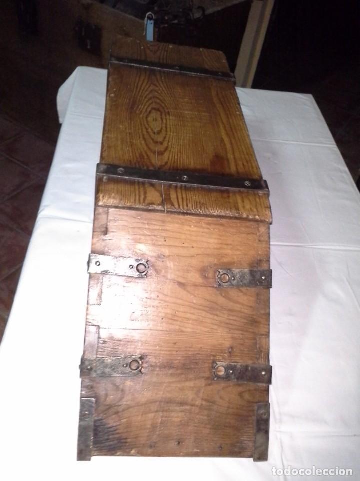 Antigüedades: MEDIDA DE GRANO - Foto 13 - 168728692