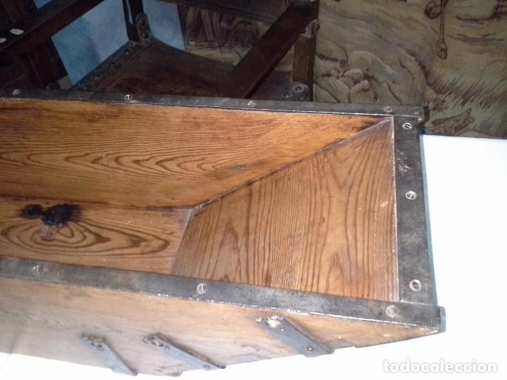 Antigüedades: MEDIDA DE GRANO - Foto 15 - 168728692