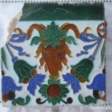 Antigüedades: AZULEJO (TRIANA). Lote 168774964