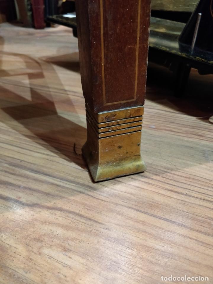 Antigüedades: Antigua coqueta tocador estilo art deco, con espejo y cuatro cajones-Alto 195 ancho 95 fondo 50cm - Foto 23 - 133246358