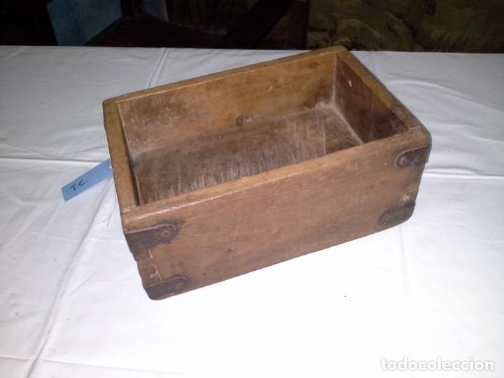 MEDIDA DE GRANO (Antigüedades - Técnicas - Rústicas - Agricultura)