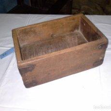 Antigüedades: MEDIDA DE GRANO. Lote 168777544