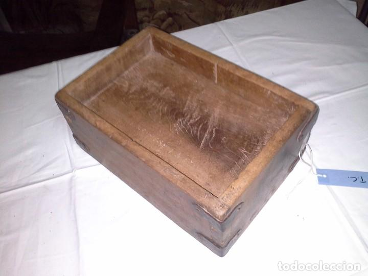 Antigüedades: MEDIDA DE GRANO - Foto 3 - 168777544