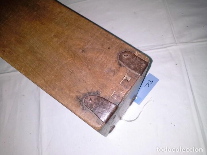 Antigüedades: MEDIDA DE GRANO - Foto 5 - 168777544