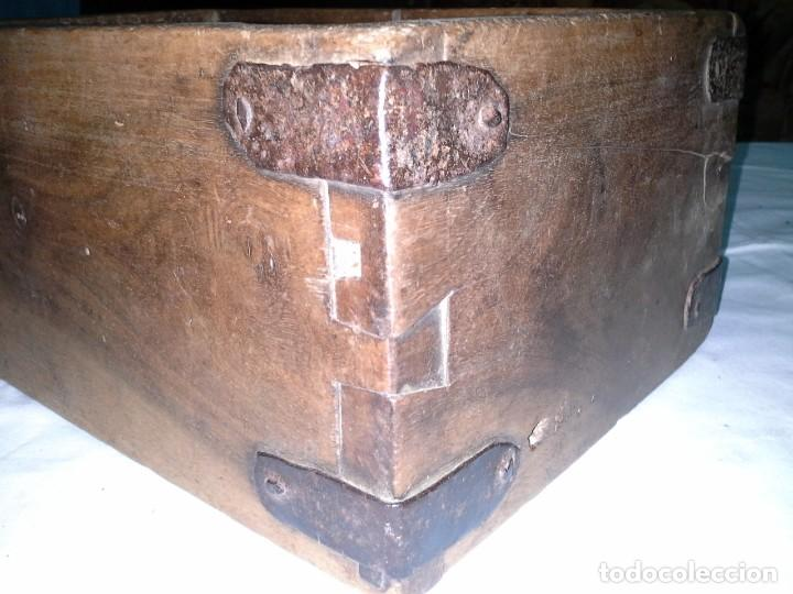 Antigüedades: MEDIDA DE GRANO - Foto 8 - 168777544