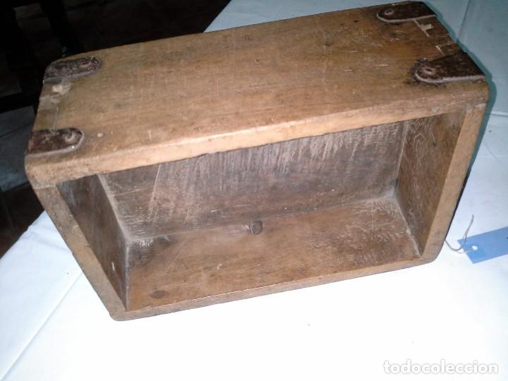 Antigüedades: MEDIDA DE GRANO - Foto 9 - 168777544