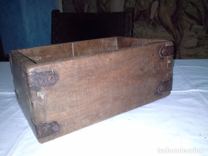 Antigüedades: MEDIDA DE GRANO - Foto 10 - 168777544