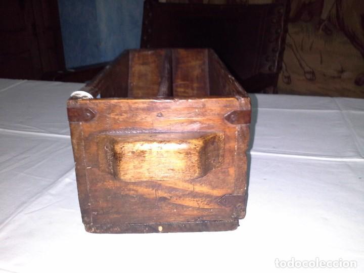 Antigüedades: MEDIDA DE GRANO - Foto 3 - 168778164