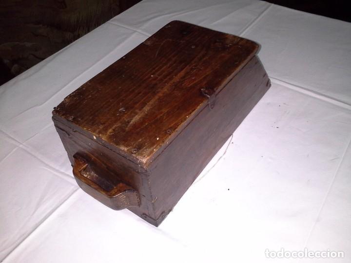 Antigüedades: MEDIDA DE GRANO - Foto 8 - 168778164