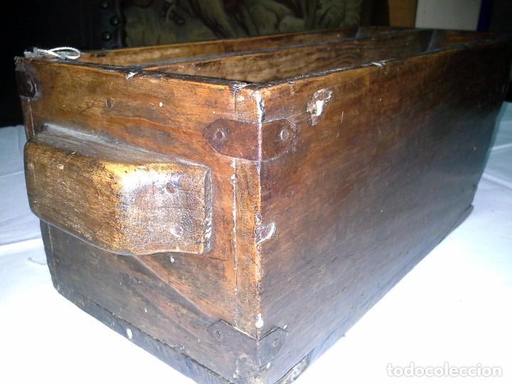 Antigüedades: MEDIDA DE GRANO - Foto 12 - 168778164