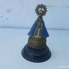 Antigüedades: VIRGEN DEL PILAR . Lote 168819756