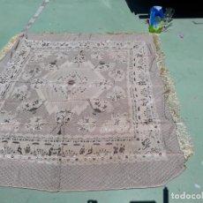 Antigüedades: COLCHA ANTIGUA. Lote 168824968