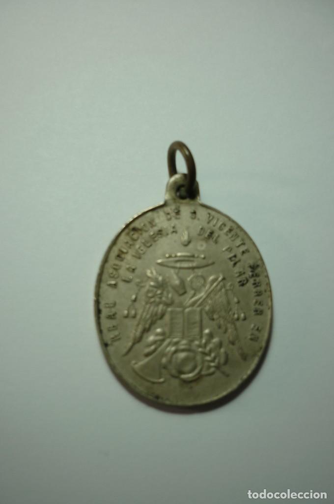 Antigüedades: REAL ASOCIACION DE S. VICENTE FERRER EN LA IGLESIA DEL PILAR - Foto 2 - 168843968
