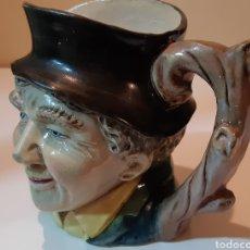 Antigüedades: JARRA DE PORCELANA. Lote 168973101