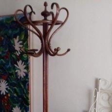 Antigüedades: ANTIGUO PERCHERO THONET DE PIE - SEIS BRAZOS. Lote 178019943