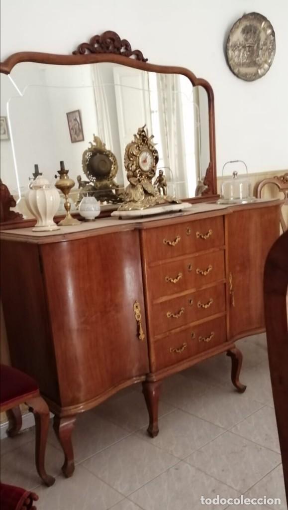 Antigüedades: Aparador antiguo estilo francés. - Foto 2 - 169036160