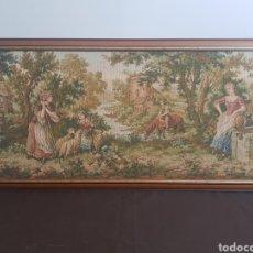 Antigüedades: GOBELINO TAPIZ S.XX. Lote 169050920