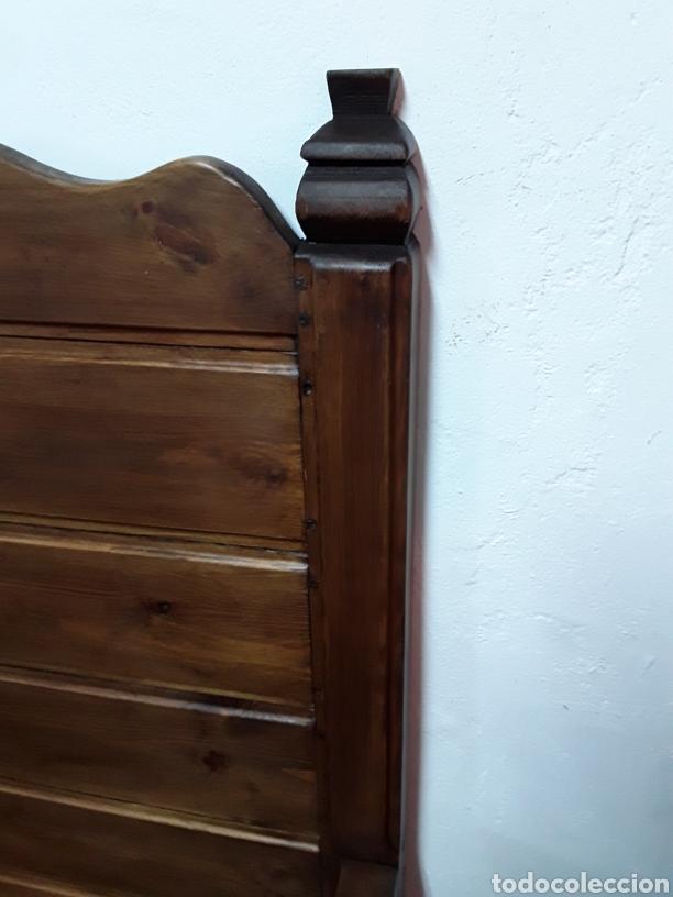 Antigüedades: Banco o escaño arcón - Foto 8 - 169075868