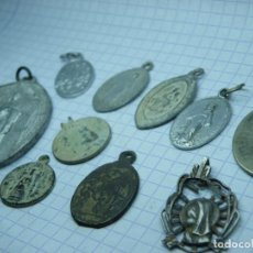Antigüedades: LOTE DE MEDALLAS, Nº 2. (ELCOFREDELABUELO). Lote 169092884