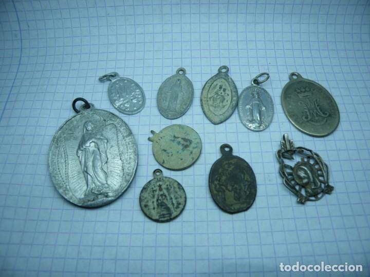 Antigüedades: Lote de Medallas, nº 2. (elcofredelabuelo) - Foto 2 - 169092884