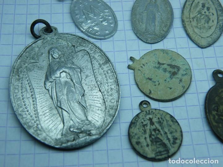 Antigüedades: Lote de Medallas, nº 2. (elcofredelabuelo) - Foto 3 - 169092884