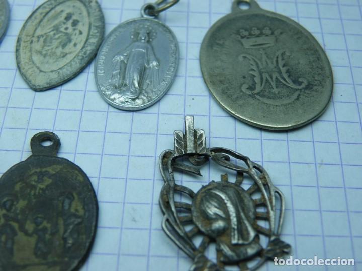 Antigüedades: Lote de Medallas, nº 2. (elcofredelabuelo) - Foto 5 - 169092884