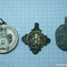 Antigüedades: LOTE DE MEDALLAS N 4. (ELCOFREDELABUELO). Lote 169106196