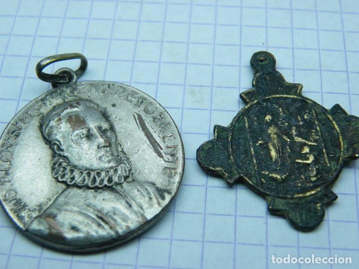 Antigüedades: Lote de medallas n 4. (elcofredelabuelo) - Foto 4 - 169106196
