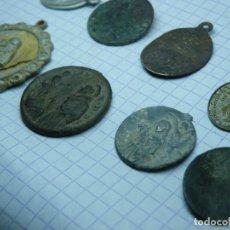 Antigüedades: LOTE DE MEDALLAS N 6. (ELCOFREDELABUELO). Lote 169106444