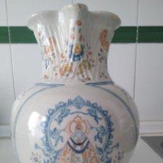 Antigüedades: TALAVERA,RUIZ DE LUNA ROTUNDA JARRA PRINCIPIOS SIGLO XX DE. Lote 169112276