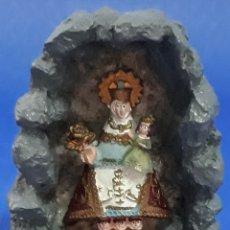 Antigüedades: FIGURA VIRGEN DE COVADONGA. Lote 169119869