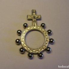 Antigüedades: ROSARIO DE DEDO.. Lote 169124756