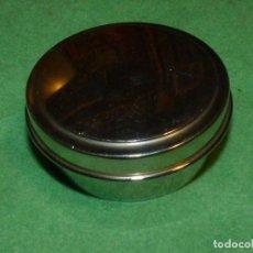 Antigüedades: CURIOSO VASO ACERO INOXIDABLE PLEGABLE RARO DE BOLSILLO ORIGINAL AÑOS 70 PICNIC EXCURSION. Lote 169139504