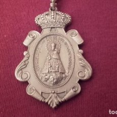 Antigüedades: MEDALLA COFRADIA VIRGEN DESAMPARADOS. VALENCIA. Lote 194389385