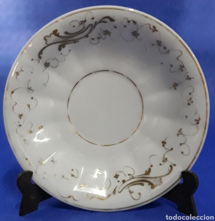 CERAMICA PLATO DECORADO (Antigüedades - Porcelanas y Cerámicas - Otras)