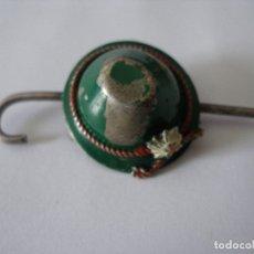 Antigüedades: ANTIGUO ALFILER IMPERDIBLE SOMBRERO TIROLÉS AÑOS 20. Lote 104298983