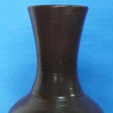 Antigüedades: JARRON DE CERAMICA MAL PINTADO. Lote 169290238