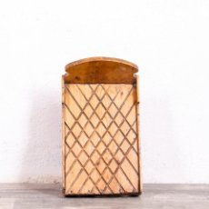 Antigüedades: TABLA DE LAVAR ANTIGUA. Lote 169296496