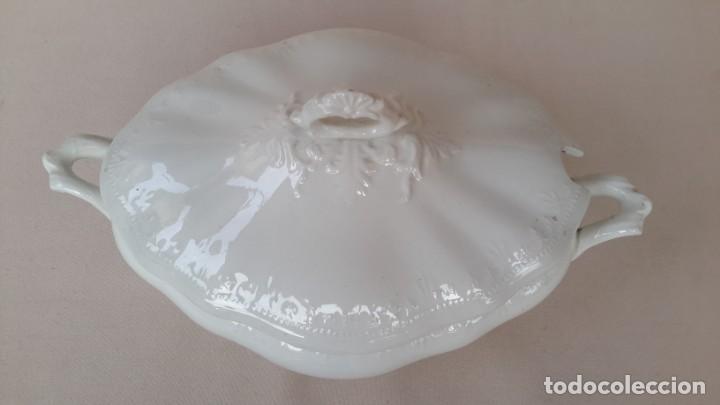 Antigüedades: Lote porcelana Pickman, la Cartuja de Sevilla - Foto 3 - 169299604