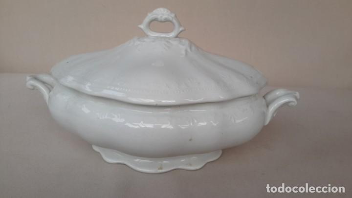 Antigüedades: Lote porcelana Pickman, la Cartuja de Sevilla - Foto 4 - 169299604