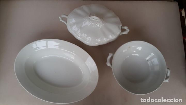 Antigüedades: Lote porcelana Pickman, la Cartuja de Sevilla - Foto 5 - 169299604